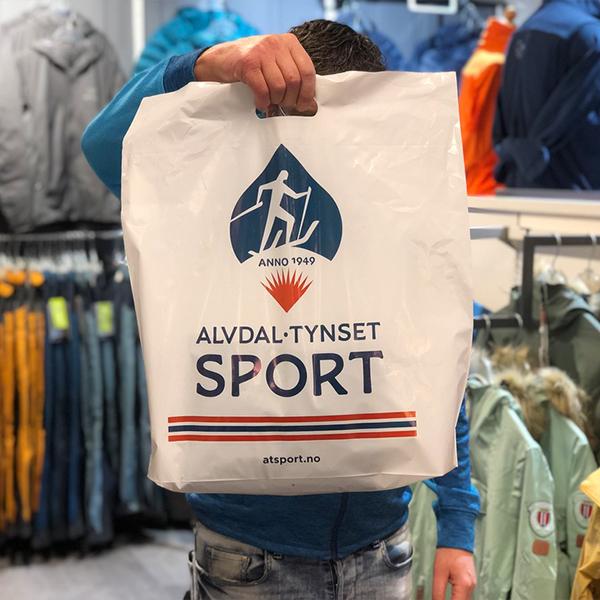 Bærepose for Alvdal Tynset Sport - Haus byrå
