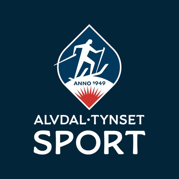 Logo og visuell identitet for Alvdal-Tynset Sport - Haus Byrå