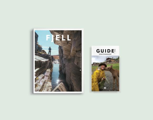 magasinforside fjell og guide