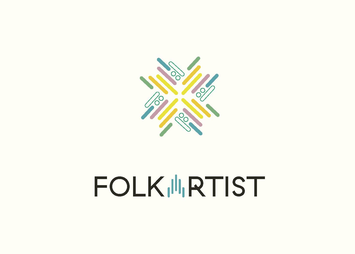 Logoen til Folkartist