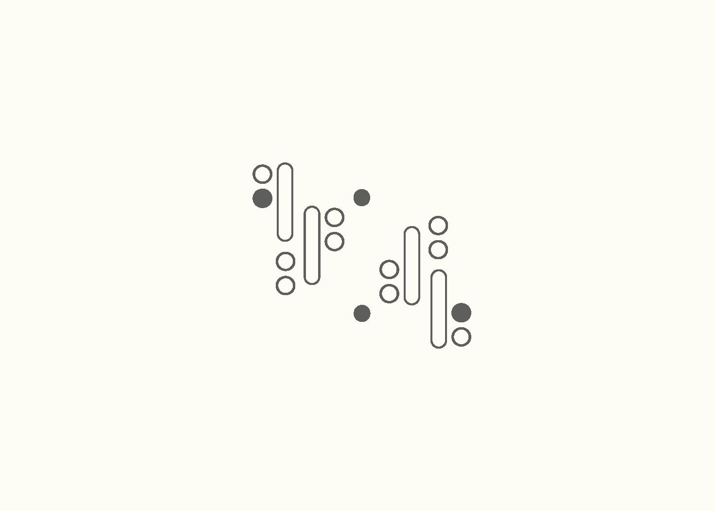 Ikoner designet av Haus Byrå til Folkartist