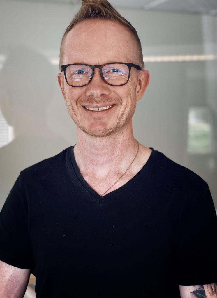 Bilde av Tormod Sperstad, digital rådgiver i Haus Byrå - stående bilde
