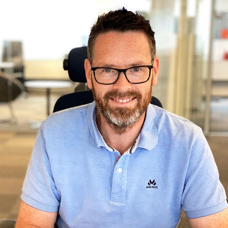 Bilde av Kai Røen, digital leder og prosjektleder i Haus Byrå