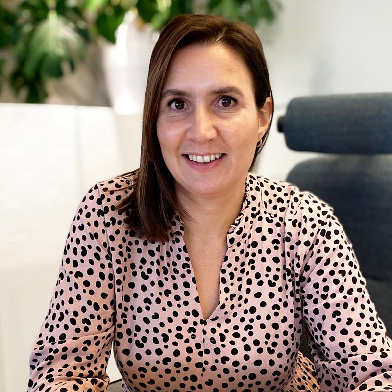 Bilde av Silje A. Lopez Eng, Adm. sekretær og regnskap i Haus Byrå