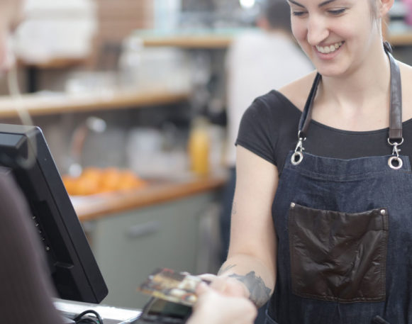 bilde av bedrift som får flere kunder
