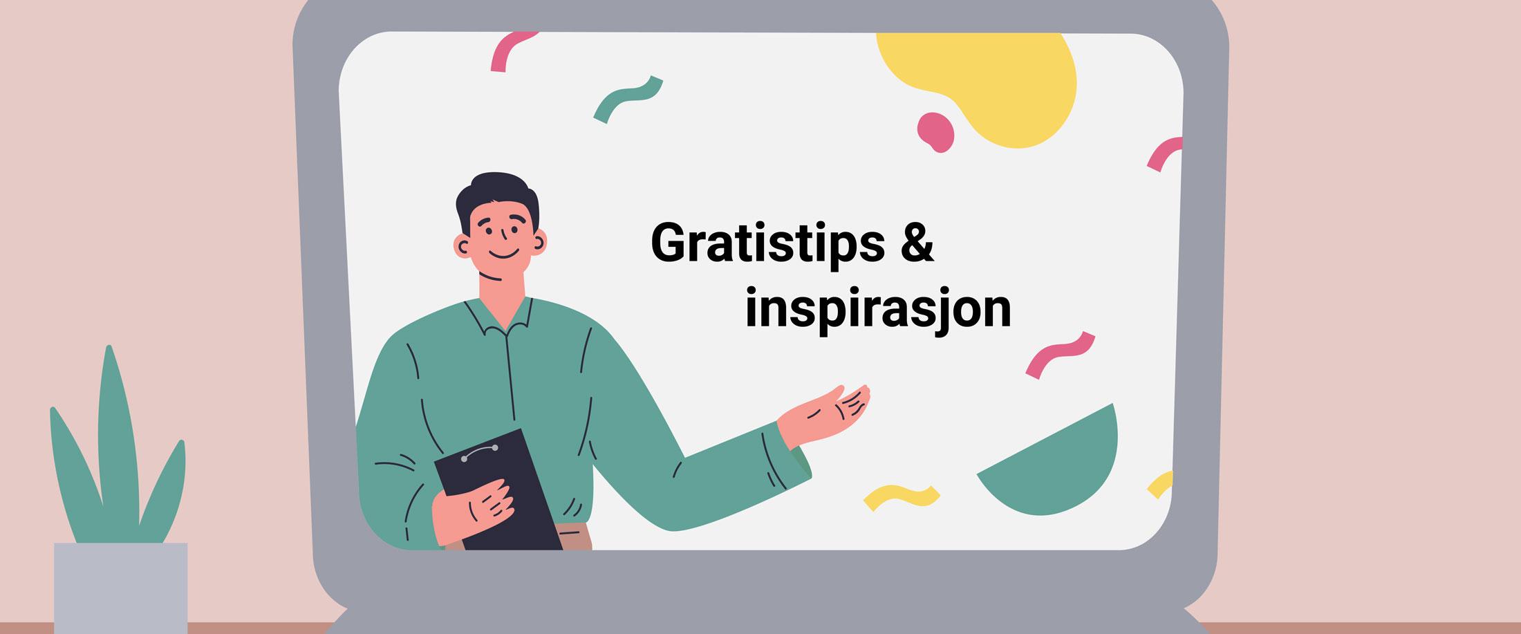 gratis tips og inspirasjon for næringsdrivende i krisetider