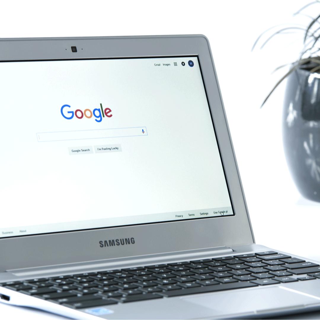 Hvordan bli mer synlig i Google - illlustrasjonsbilde til mobil