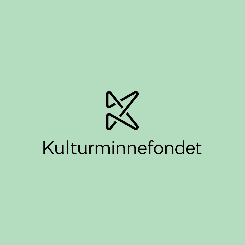 logo kulturminnefondet